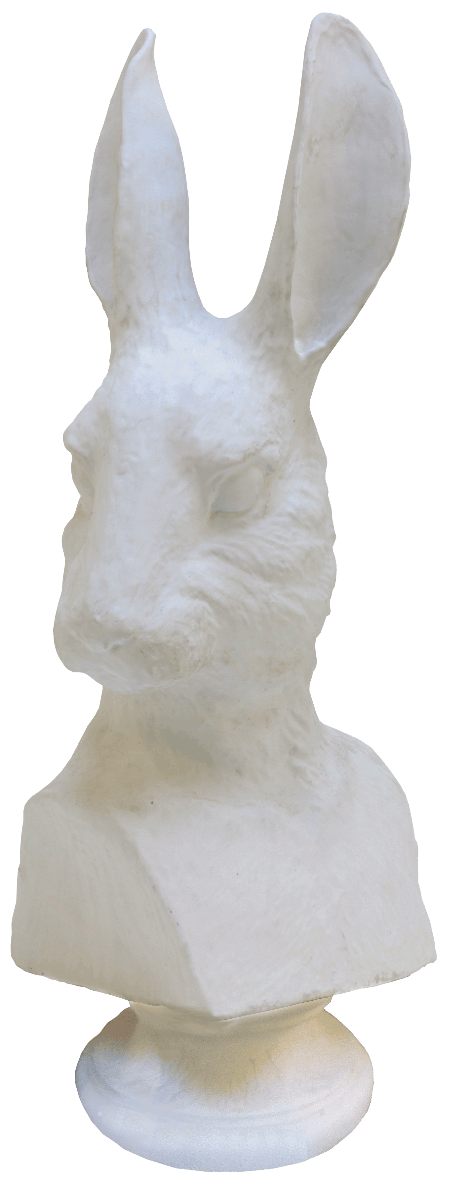 fiver animal bust