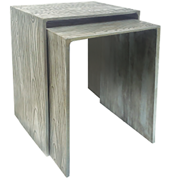 tuck nesting tables