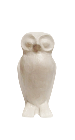 owl sculpture