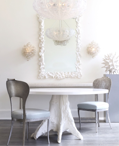 Quintessentially Oly Transitional Furniture Home Décor